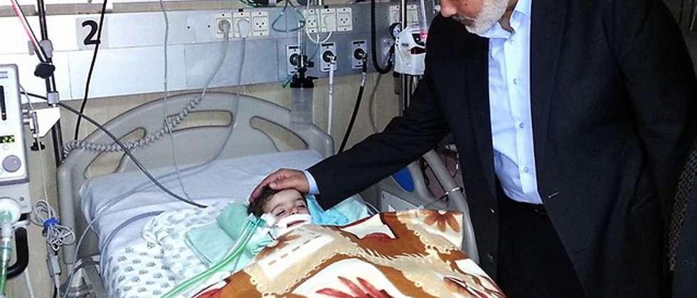 Hamas Prime Minister Ismail Haniyeh ( AFP )
