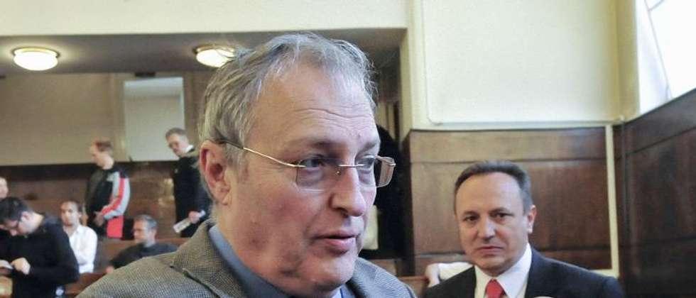 Le directeur du Centre Simon Wiesenthal Efraim Zuroff ( Attila Kisbenedek (AFP) )