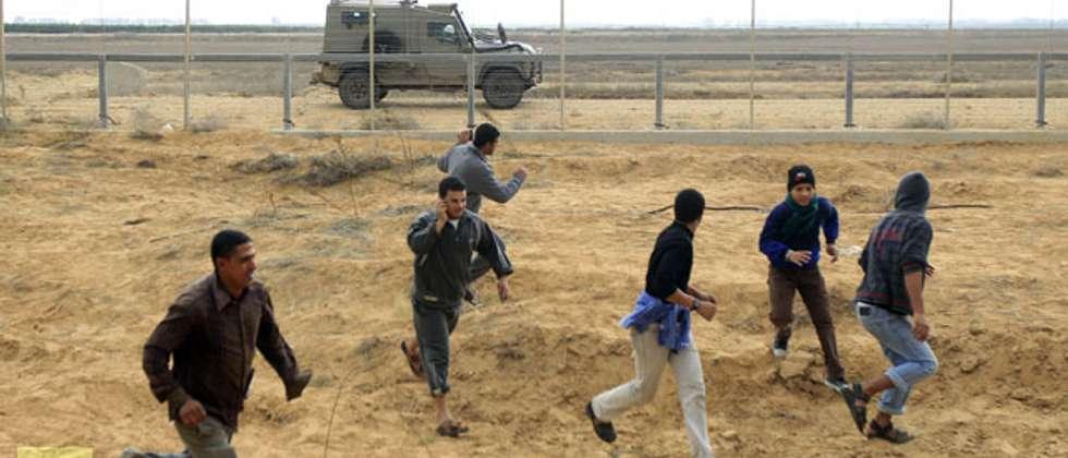 Israel Bantah Banjiri Gaza, Sementara IDF Menembak Para Petani dan Nelayan