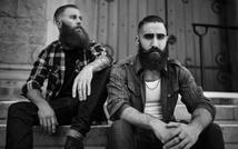 Members of the Bearded Villans club (@BeardedVillains/ Twitter)