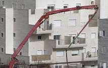 Construction in East Jerusalem ( AFP )