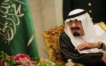 Saudi King Abdullah bin Abdul Aziz is the seventh most powerful figure in the world according to Forbes' 'Most Powerful People' list for 2012 ( AFP )