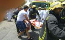At least 30 killed after Shiite mosque in Saudi Arabia targeted by suicide bomber (Twitter)