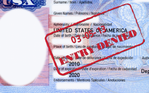 Visa for the US (  )