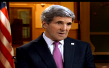 US Secretary of State John Kerry appears on Israel's Channel 2 (  )