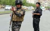 File picture shows Iraqi police on patrol in Baghdad (Ahmad al-Rubaye (AFP/File))
