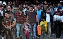 La Grèce a enregistré depuis janvier plus de 400 000 arrivées de réfugiés et migrants. (AFP)