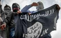 Islamic State supporters (AFP/Tauseed Mustafa)