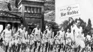 credits/photos : Bar Kochba group in training, 1932, Munich