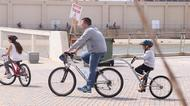 credits/photos : Cycling in Tel Aviv port