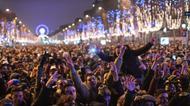 crédits/photos : Champs Elysées - France - Nouvel an 2017