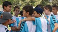 credits/photos : Soccer for Peace summer camp 2016