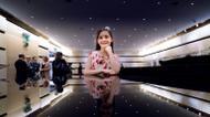 ائتمانات/صور : La petite Anglaise Alma Deutscher, bientôt douze ans, le 6 octobre 2016 au Wiener Musikverein de Vienne.