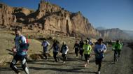 credits/photos : Afghan and international marathon runners take part in the Bamiyan international marathon on November 4, 2016