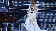 crédits/photos : Beyoncé sur la scène des  des Vidéo Music Awards (VMA) le 28 août 2016 à Madison Square Garden à New York