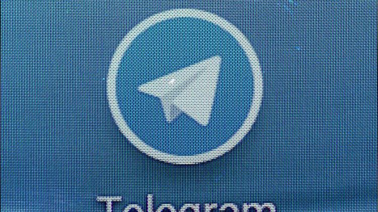 Le service de messagerie Telegram