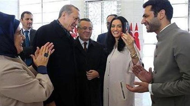 اردوغان يطلب ايمان الباني لمراد يلدريم