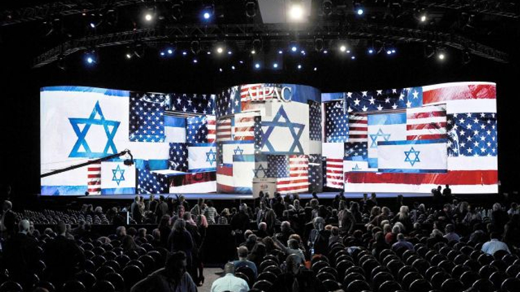Members attend the American Israel Public Affairs Committee (AIPAC) annual policy conference in Washington on March 3, 2013