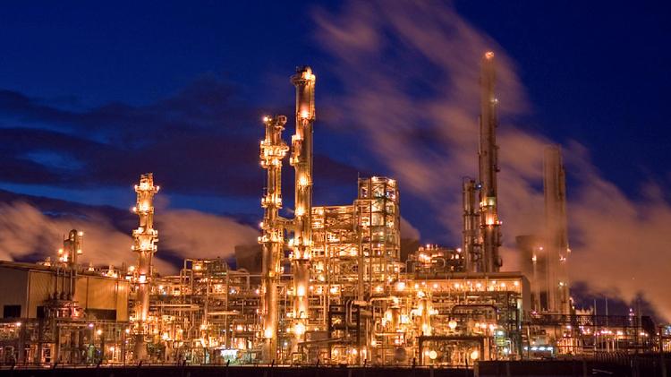 منصة لاستخراج النفط