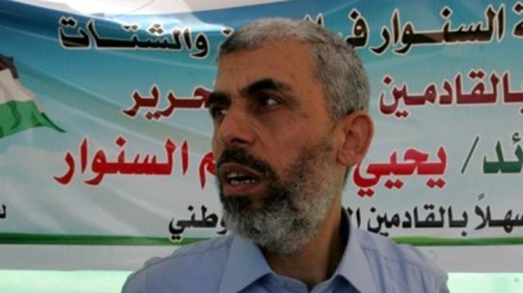 Yahya Sinouar nouveau chef du bureau politique du Hamas à Gaza — Gaza