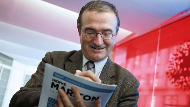 Primaire de la droite et du centre : Hervé Mariton a ses parrainages