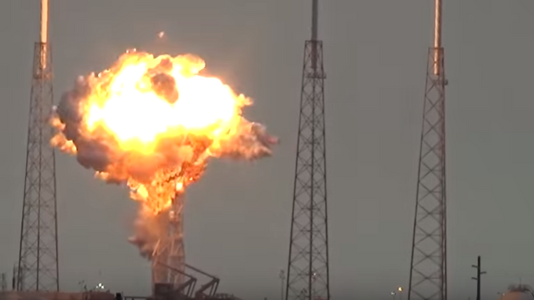 SpaceX accident 'most difficult and complex' in its history