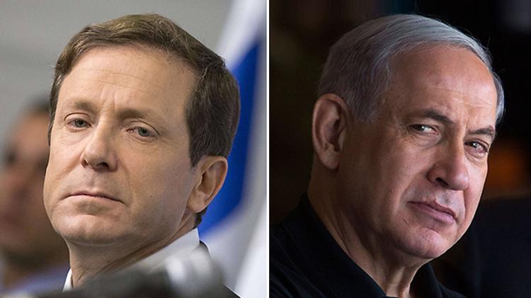 Herzog et Netanyahou