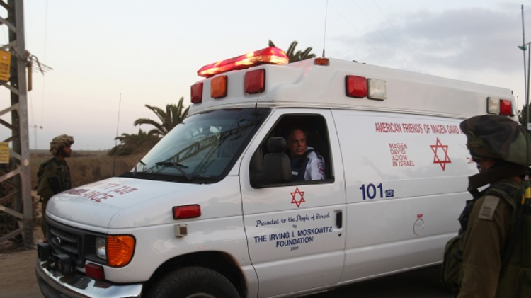 Ambulance Magen David Adom
