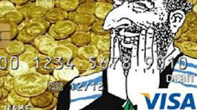 carte de crédit antisémite