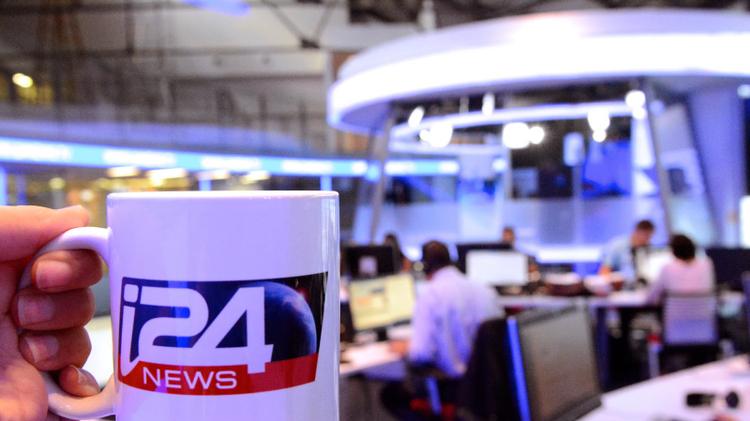 i24News-Room
