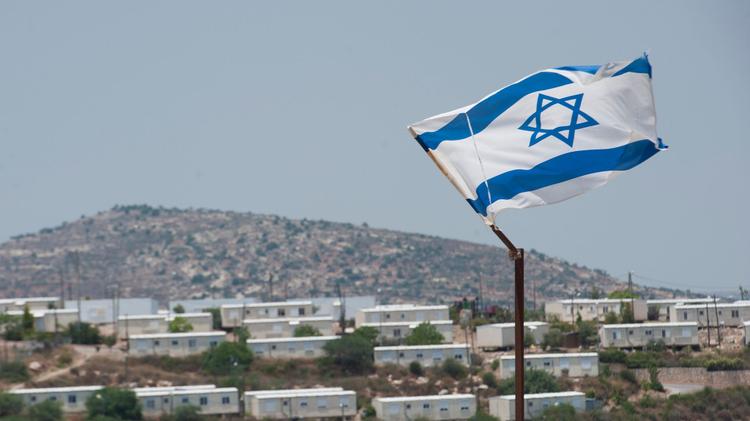 Implantation d'Eli en Cisjordanie
