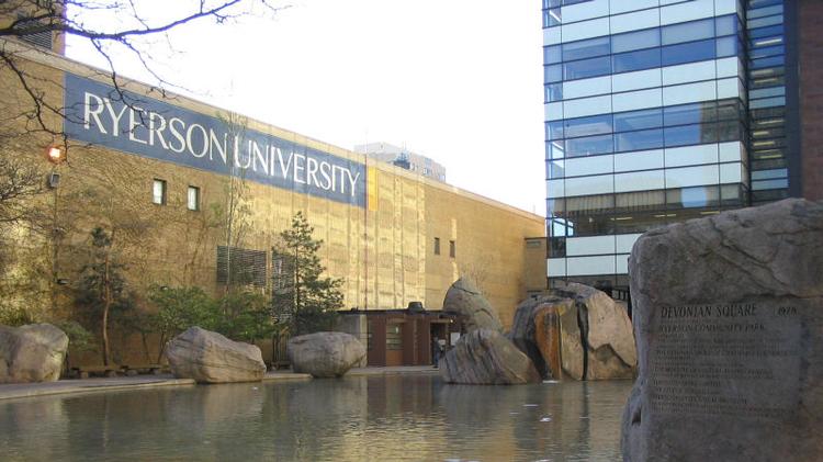 Ryerson University in Toronto