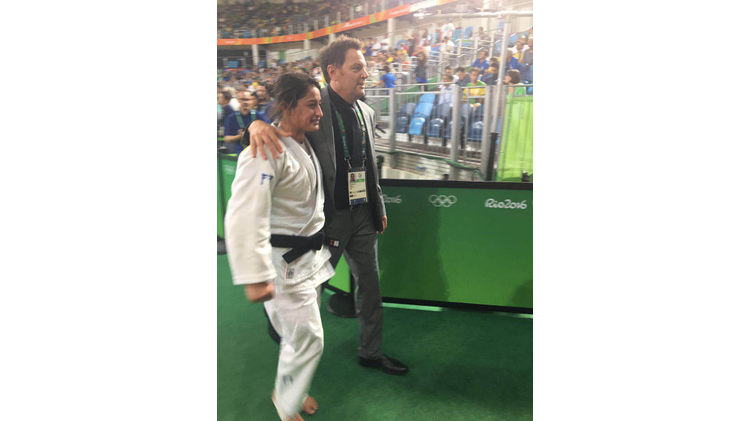 Bronze for judo is Israel's first Rio Olympics medal