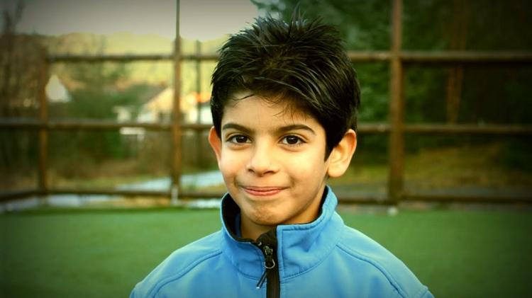يوفنتوس يضم طفلا فلسطينيا في العاشرة من عمره