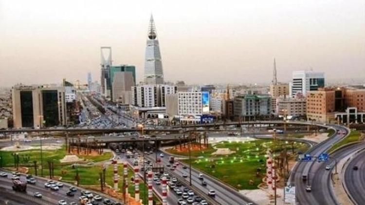 مشهد عام للعاصمة السعودية