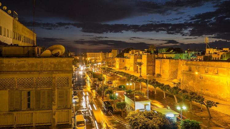 صفاقس التونسية -* صورة عامة