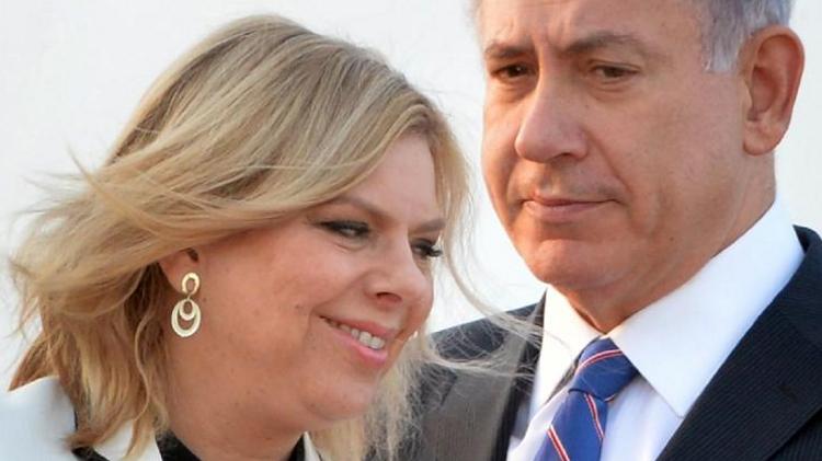 Benjamin and Sara Netanyahu 2015