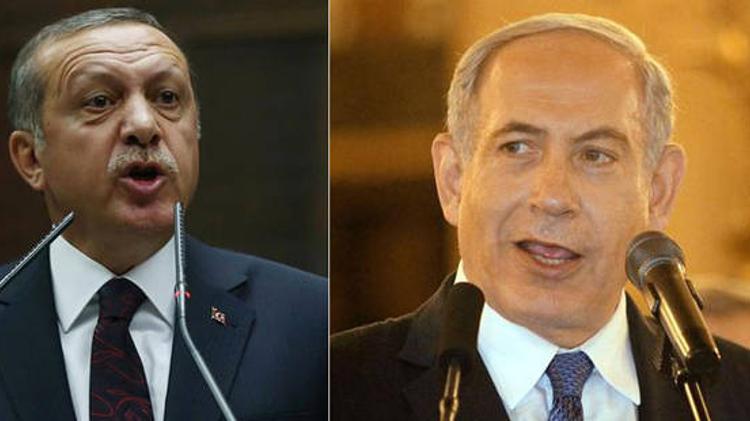 Erdogan Netanyahou