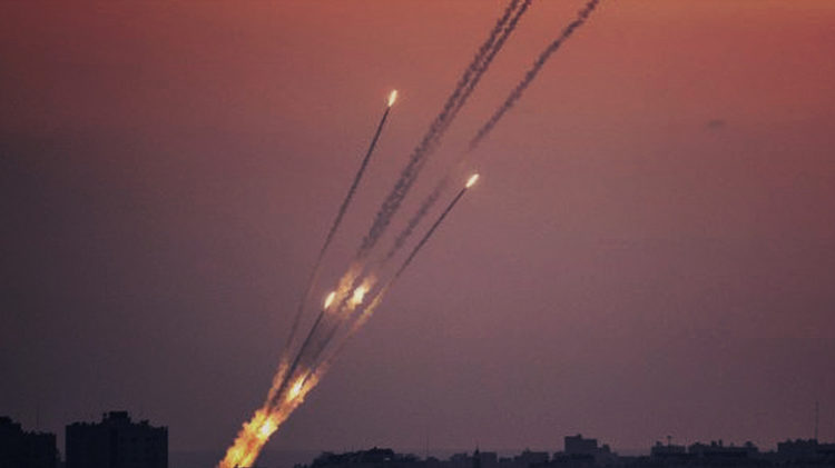 Roquettes tirées depuis Gaza