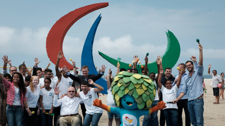 Organizers of the Paralympics hope they can overcome bumpy preparation period