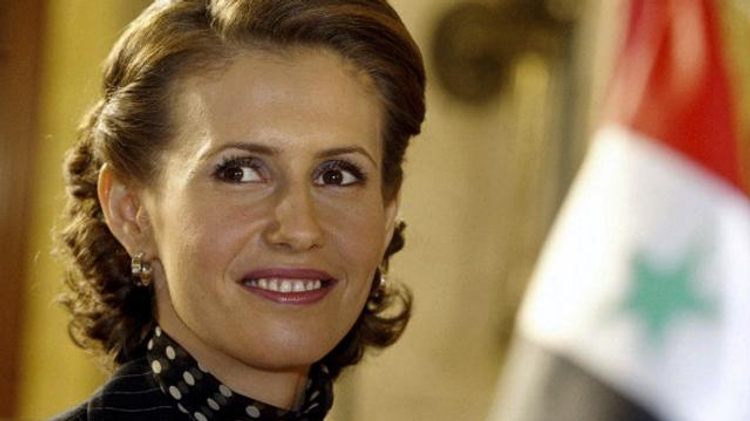 British-born Asma al-Assad, who virtually disappeared from the public eye after the revolt broke out in Syria in mid-March, made a surprise appearance this week to support her husband Bashar as he spoke at a pro-regime rally.