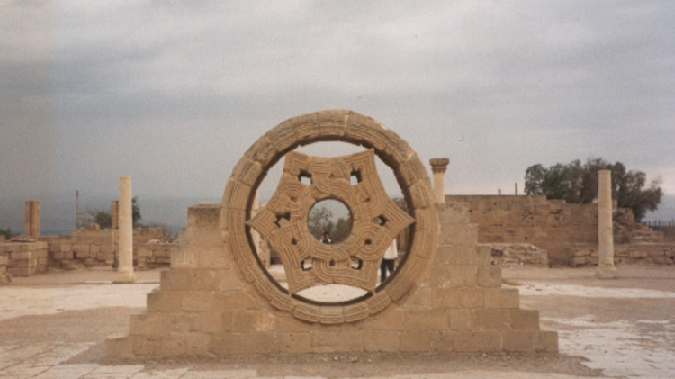 قصر هشام في اريحا