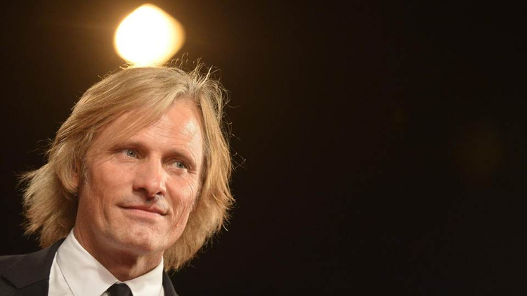 US actor Viggo Mortensen