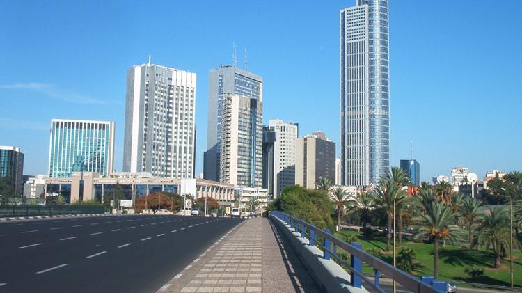 Tours de Tel Aviv