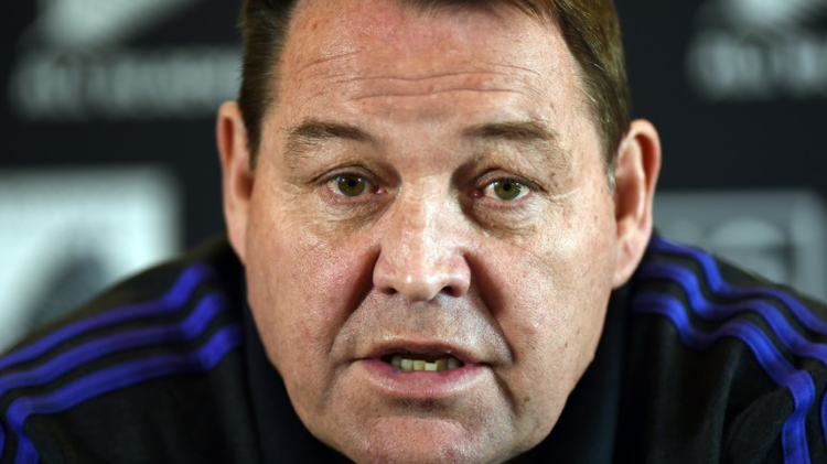 All Blacks coach Steve Hansen, pictured, said  he did not mean to rile Wallabies counterpart Michael Cheika by suggesting the Australian had let England mentor Eddie Jones bully him