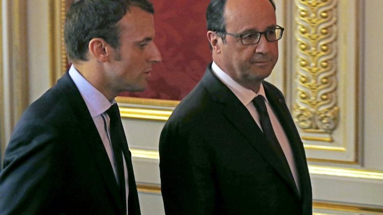 Vers un soutien de Hollande — Macron