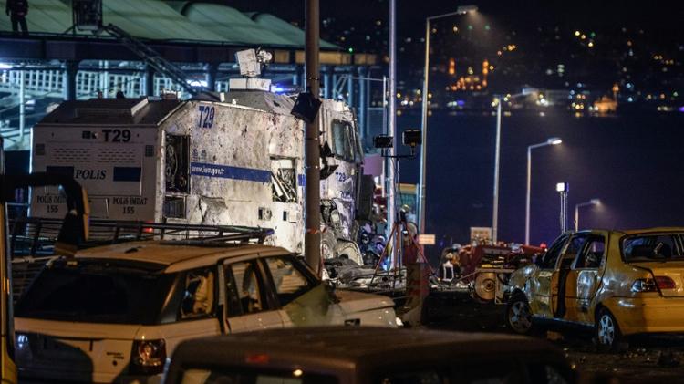 Attentats en Turquie: le bilan s'alourdit
