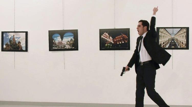 L'enquête avance après l'assassinat de l'ambassadeur de Russie à Ankara — Turquie