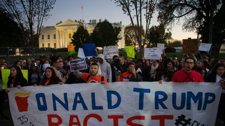Rencontre entre Obama et Trump pour préparer la transition(vidéo) — Etats-Unis