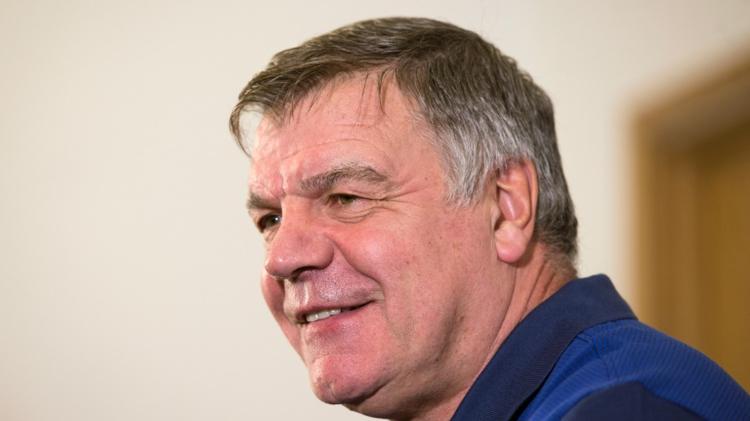 Lighten up: Allardyce wants England players to have fun
